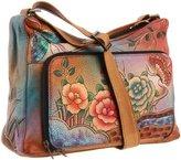 Anuschka 479 PRA Satchel Bag