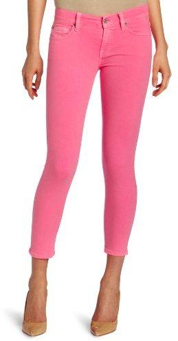 7 For All Mankind Women's Crop Skinny Jean