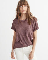 Abercrombie & Fitch The A&F Boyfriend Tee