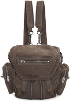 Alexander Wang Grey Mini Marti Backpack