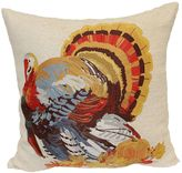 Celebrate Fall Together Turkey Throw Pillow