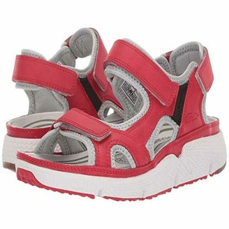 Allrounder by Mephisto Allrounder Women's ITS ME Sandals 6 W US Red