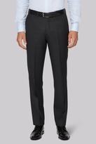 Hardy Amies Charcoal Birdseye Pants