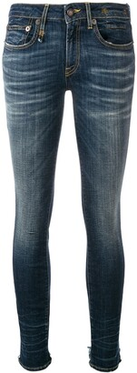 R 13 Classic Skinny Jeans