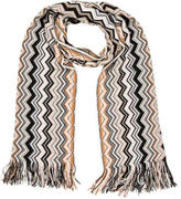 Missoni Wool-Blend Patterned Scarf