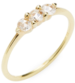 Ila Ferrier Diamond Ring