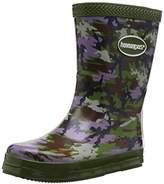 Havaianas Aqua Kids Camuflada, Unisex Kids' Rain Boots,13 Child UK (31 Brazilian) (33 EU)