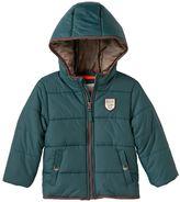 Carter's Boys 4-7 Heavyweight Fleece-Lined Solid Jacket