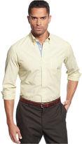Nautica Shirt, Long Sleeve Stripe Shirt
