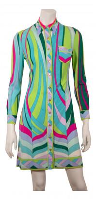 Leonard Multicolour Synthetic Dresses