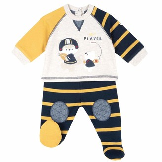 Chicco Baby Boys' Completo Coprifasce + Ghettina Toddler Sleepers