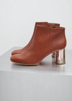 Rachel Comey cognac leather lin