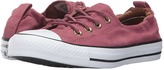 Converse Chuck Taylor All Star Shoreline - Slip Peached Canvas Women's Lace up casual Shoes