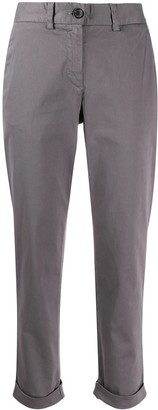Paul Smith Slim-Fit Cropped Chinos