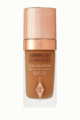 Charlotte Tilbury Airbrush Flawless Foundation - 10 Warm, 30ml