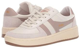 Gola Grandslam 78' (Off-White/Blossom/Gum) Women's Shoes