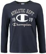 Champion Long Sleeved Top Dark Blue