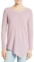 Joie Women's Tambrel H Asymmetrical Hem Cashmere Sweater
