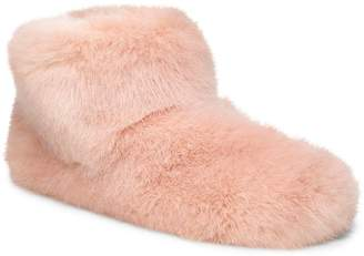 UGG Amary Faux Fur Slipper Bootie