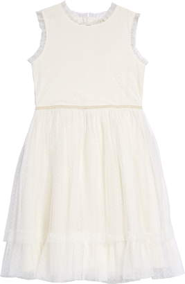 Boden Mini Festive Tulle Party Dress