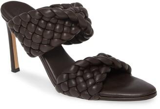 Bottega Veneta Padded Strap Sandal
