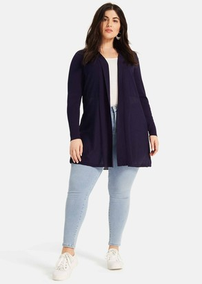 Phase Eight Mia Sheer Knit Cardigan