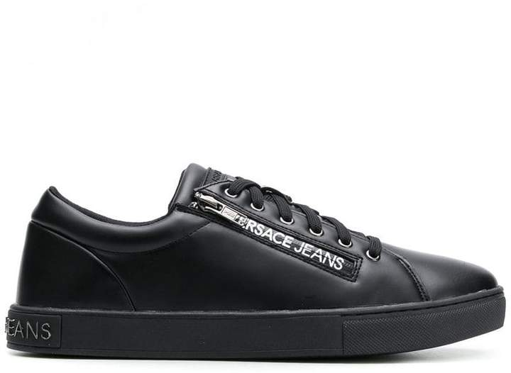 Versace lace-up sneakers