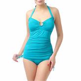 PHISTIC phistic Women's Chloe Tankini Top Bikini 2Piece Swimwear Set