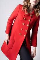 Smythe Tailored Mini Coat