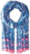 Lilly Pulitzer Resort Scarf Scarves