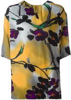 Marni Lucid print blouse - women - Viscose - 40