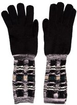 Missoni Wool Patterned Gloves
