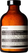 Aesop Tea Tree Leaf facial exfoliant 35g