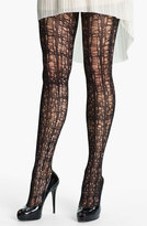 Pretty Polly Women's Striking Ladder Tights