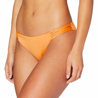 Seafolly Women's Multi Rouleau Brazilian Bikini Bottoms