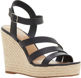 Lucky Brand Women's Latif Ankle Strap Wedge Sandal