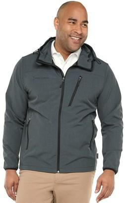 Free Country Men's Lightweight Aerobic Softshell Jacket