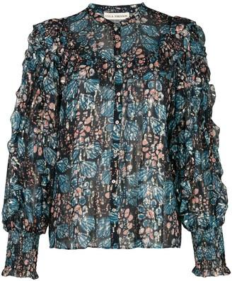 Ulla Johnson Isadora georgette blouse