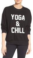Private Party Women's Yoga & Chill Sweatshirt