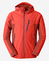 Eddie Bauer Men's Sandstone Shield Hooded Jacket