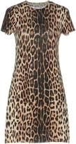 Moschino Cheap & Chic MOSCHINO CHEAP AND CHIC Short dresses - Item 34747083