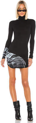 Frankie B. Janet Turtleneck Mini Dress