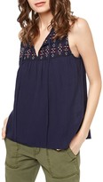 Sanctuary Abel Embroidered Tank