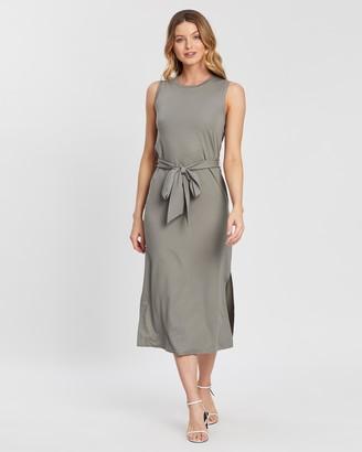 Forcast Alexandria Sleeveless Dress