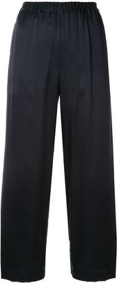 Mansur Gavriel Loose Fit Straight Trousers