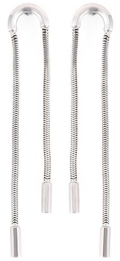 Lara Bohinc 'Schumacher' double earrings