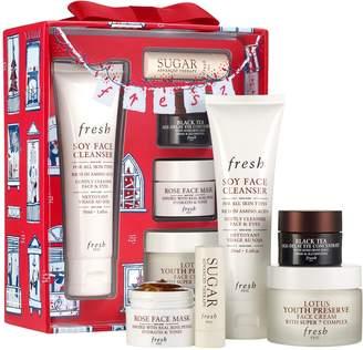 Fresh Evergreen Routine Gift Set