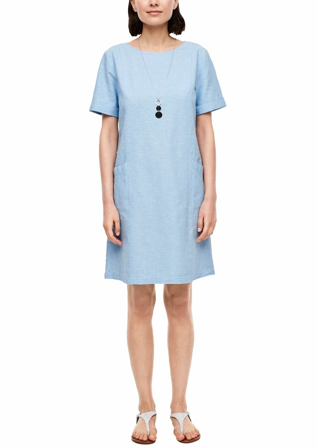 Thumbnail for your product : S'Oliver Women's 120.10.006.20.200.2039134 Casual Dress