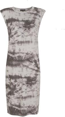 New Look Tie Dye Sleeveless Midi Dress