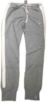 Nike Grey Cotton Trousers